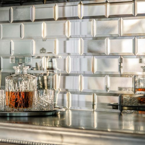 CHARLESTON GLASS by ARTISTIC TILE