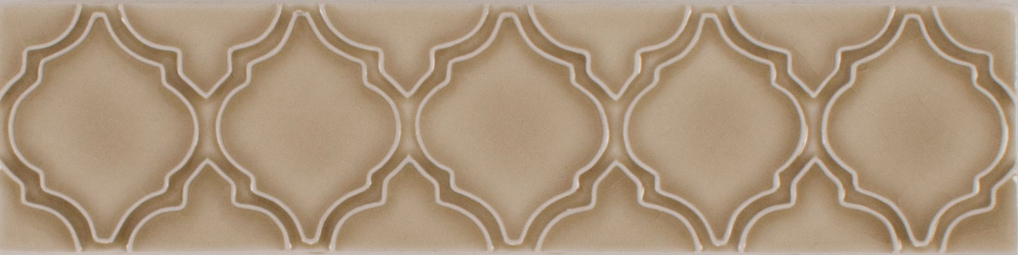 Pratt and Larson Tile Motif A Border Colorfill 31