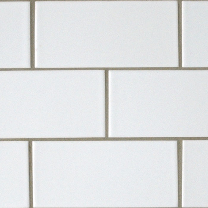 Pratt and Larson Tile Smooth 3x6 UW